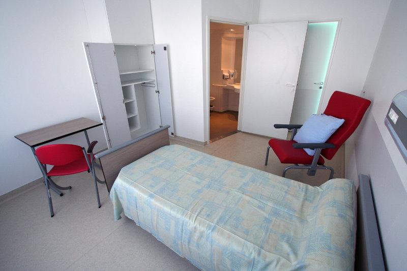 Unit d accueil et d orientation uao epsm de la sarthe - Hospitalisation en chambre individuelle ...